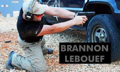 Stage de tir avec Brannon LeBouef 26-28/11/2015