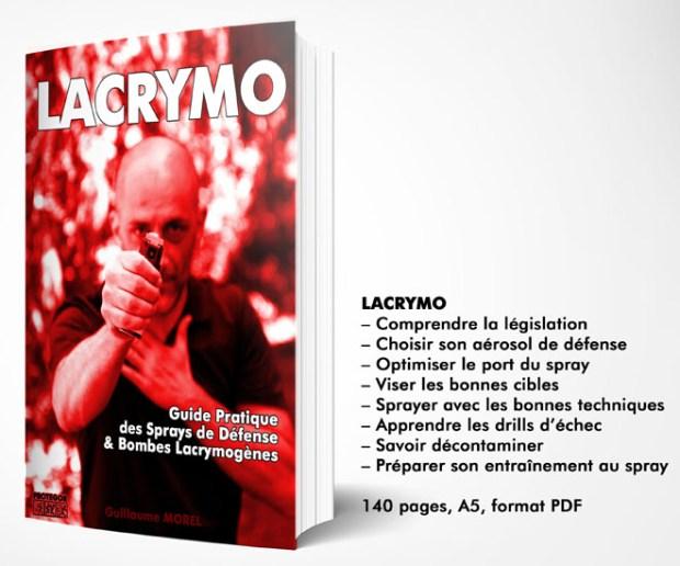 Lacrymo, guide pratique des sprays de défense & bombes lacrymogènes