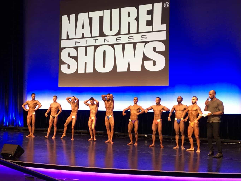 Naturel Fitness Show 2016