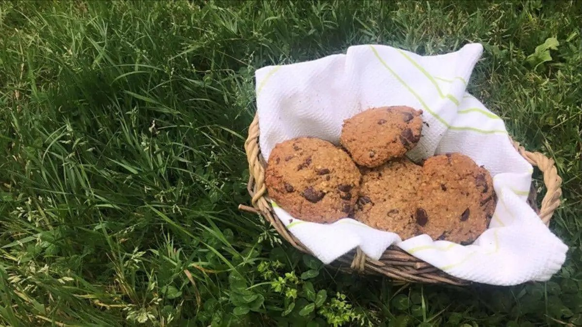 Cookies de flocons d'avoine
