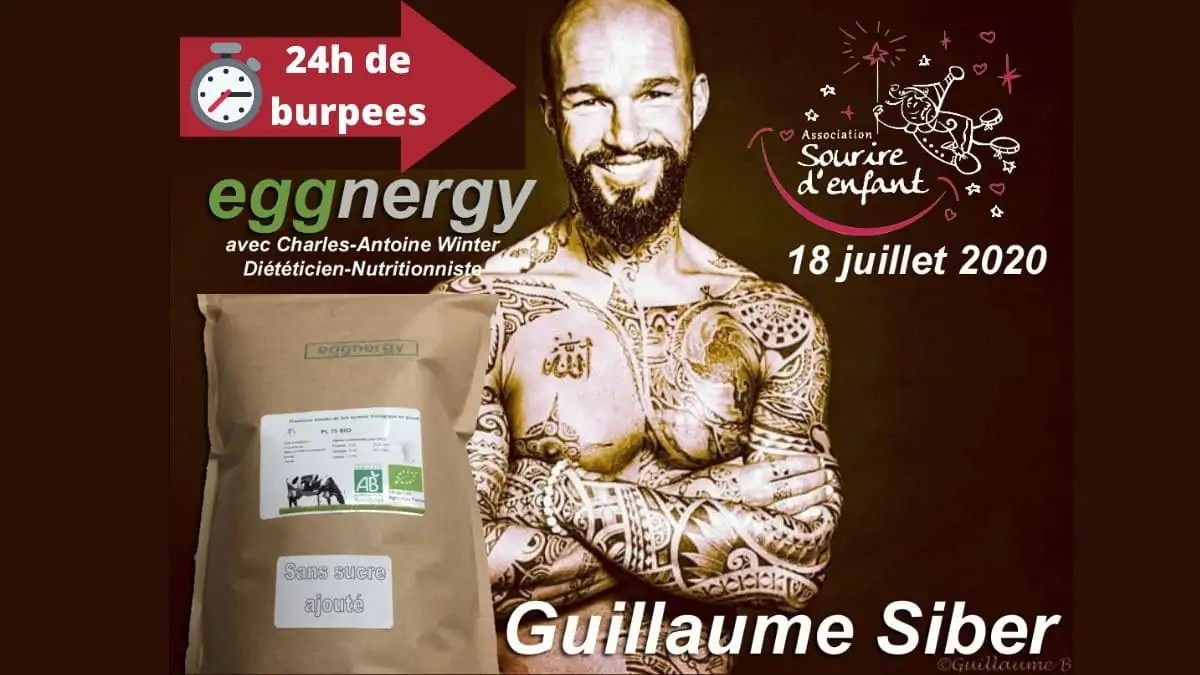 World record de burpees sur 12h.
