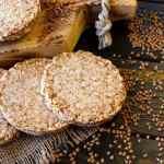 biscuit sarrasin en collation