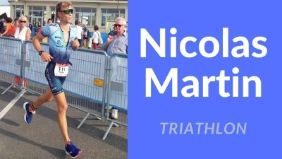 Read more about the article Nicolas Martin Triathlon