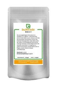 10 x 500 g BCAA 2:1:1 neutre en goût L-Leucine l-isoleucine l-valin musculation 5 kg