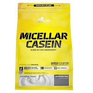 Olimp Sport Nutrition Micellar Casein Mélange de Protéine Vanille/Poire 0,6 kg