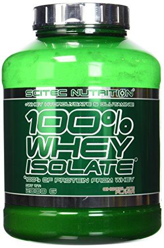 Scitec Ref.105116 Protéine d'Isolat de Whey 2 kg
