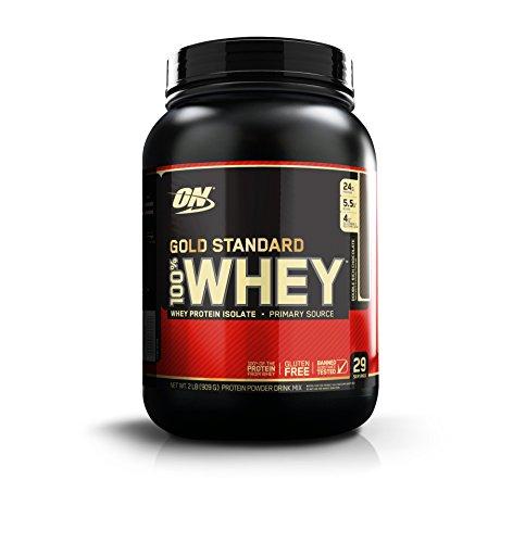 OPTIMUM NUTRITION 100% Whey Gold Standard Protéine Chocolat 908g