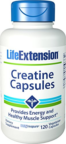 Creatine Capsules 120 vegetarian capsules