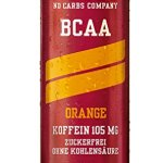 nocco BCAA Drink avec consigne – Goût Orange – No Carbs Company Fitness Drink
