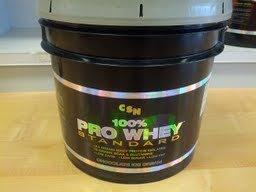 CSN Pro Whey Standard 10lb Chocolate by CSN
