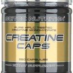 Scitec Nutrition Creatine Créatine Monohydrate 250 caps