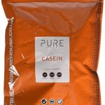 Bodybuilding Warehouse Pure Micellar Casein Slow Release Powder Caramel Biscuit 500 g by Bodybuilding Warehouse