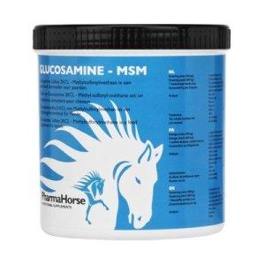 PharmaHorse Glucosamine & MSM Cheval 500 GR.