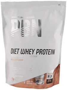 PBN – Sachet de lactosérum (whey) allégé goût chocolat, 1kg