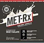 Met-Rx – Ultramyosyn Whey Beurre De Cacahéte – 2268 Gr Vanille