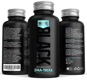 ZMA Extreme | Supplément ZMA, Zinc Maganesium et Vitamine B6 ZMA | Promouvoir la force musculaire, l'endurance et la récupération