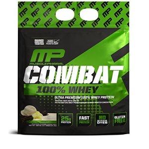 Muscle Pharm Combat 100% Whey Vanilla 10 lbs