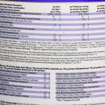 WEIDER Casein 100% Fruits Rouges 1,8 kg