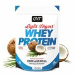 QNT Light Digest Whey Protein Noix de coco 500g