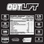 Nutrex Research FID58215 Outlift Clinical Edge Acides Aminés BCAA