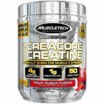 Muscletech Pro Series CreaCore 50 Serv Fruit Punch Fusion Acide Aminé Créatine
