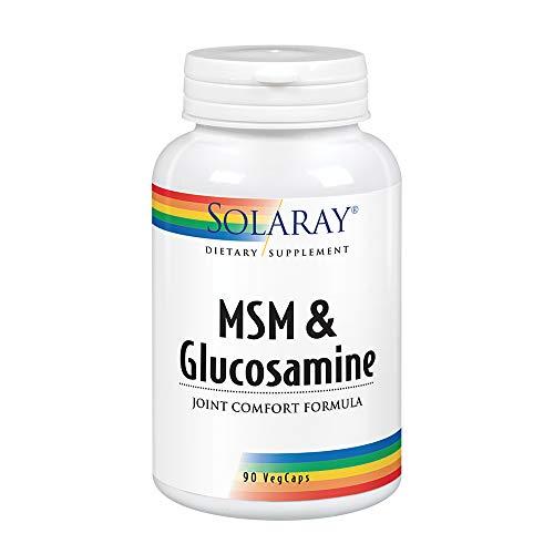 Glucosamine + MSM 90 CAP