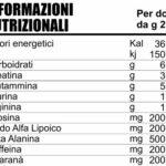 Le kit comprend: Protein 90% 4 sources (caséinate de calcium, de lactosérum, protéines de lait, de blanc d'oeuf) libération progressive Épicé avec glutamine, arginine, vitamines Kg1 goût Vanille + gr 500 Complément alimentaire en créatine , glutamine , taurine , arginine , tyrosine , Bêta Alanine , Caféine , Guarana , acide alpha-lipoïque , maltodextrine faible indice glycémique . Idéal Pour Les Intenses sportives , augmenteur de la performance sportive