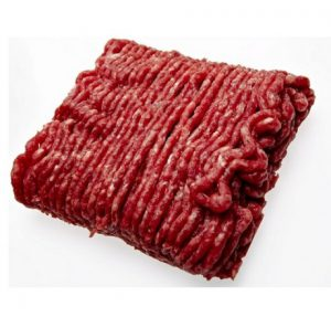 Proteinrik mat karbonadedeig