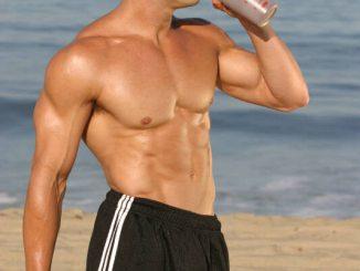 fra tynn til muskuløs med proteinpulver