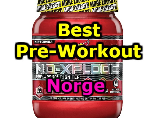 Pre Workout Test