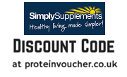 Simply Supplements discount codes