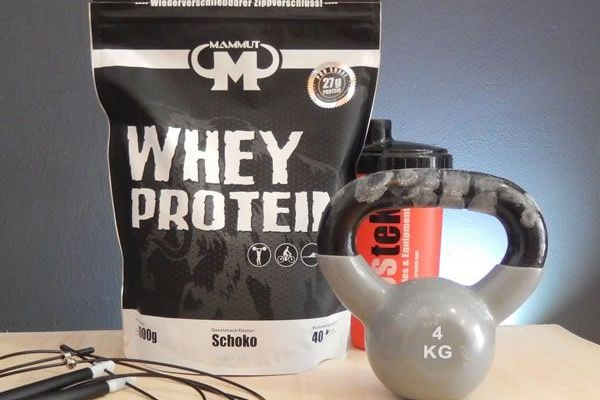 proteina Crossfit protein