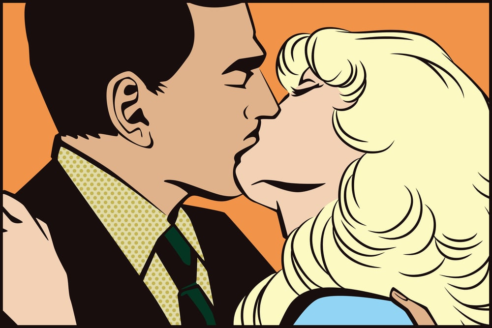 first kiss and the microbiome probiotic bacteria transfer