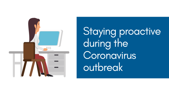 How process equipment suppliers can stay proactive during the Coronavirus outbreak