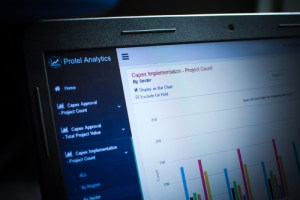 bar charts project analytics