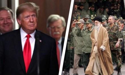 Presidenti Trump: Rojet Revolucionare janë mjeti kryesor i fushatës terroriste globale.