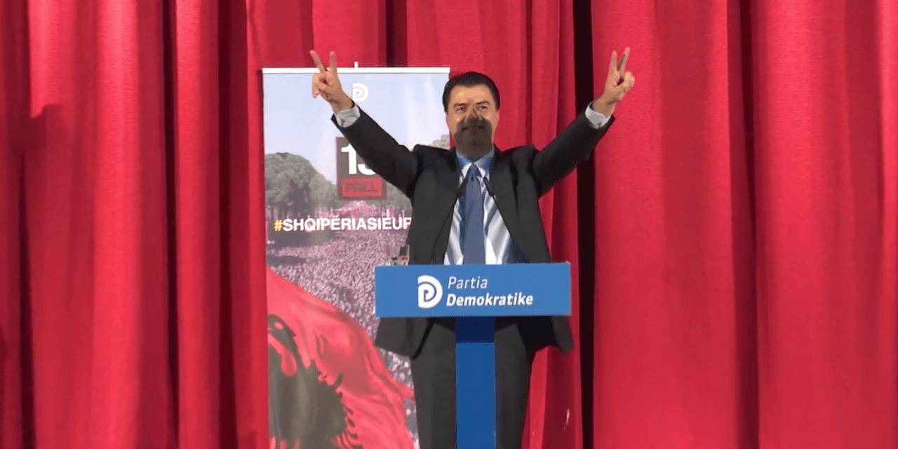 Lulzim Basha: Fund kryeministrit ilegjitim dhe pakicës së tij