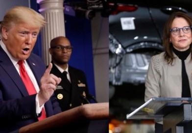 """Covid-19/ Donald J, Trump përdor ligjin """"e kohës së luftës"""", urdhëron """"General Motors"""" të nisë prodhimin e ventilatorëve"""