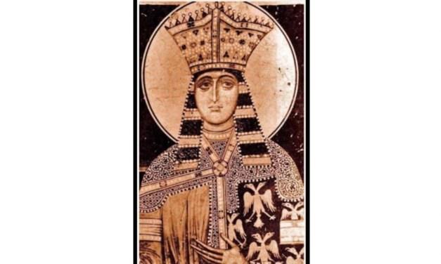 Dibrania e hirshme Vojsava Tribalda Kastrioti, ishte gjak i pastër arbër