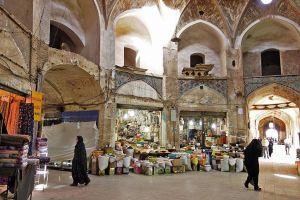 Kerman bazaar