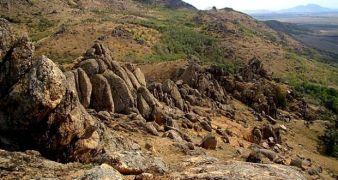 Macin mountains2