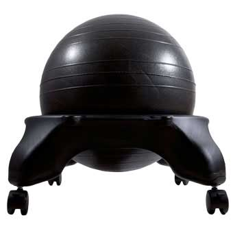 fitball balance ball chair queen anne dining room chairs pro therapy