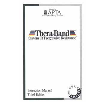 Thera-Band Instruction Manual