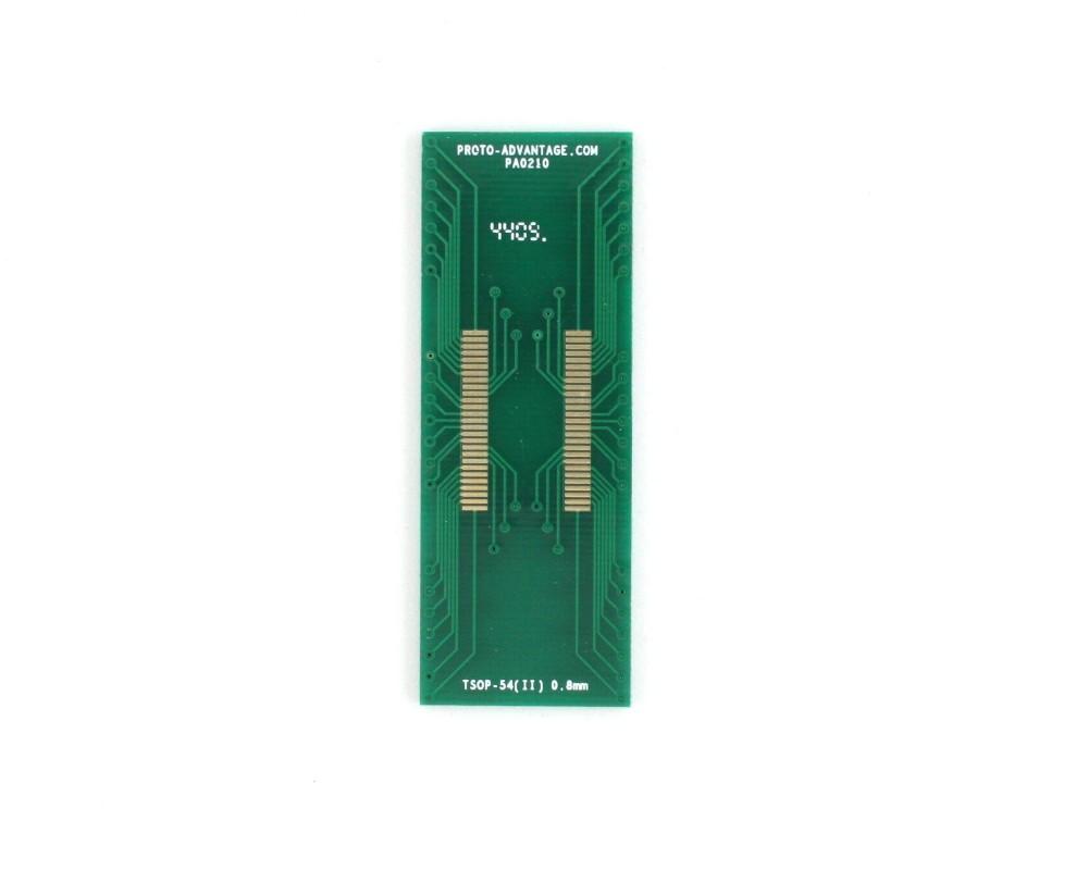 Proto Advantage  TSOP54 II to DIP54 SMT Adapter 08