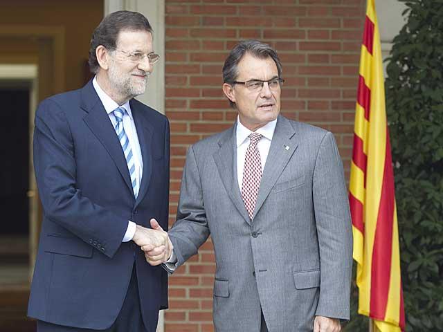 Rajoy y Mas, como políticos, deben cuidar las percepciones que de ellos y su actividad tiene la sociedad