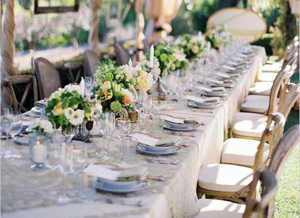 Celebrar una boda Banquete colocacin de invitados