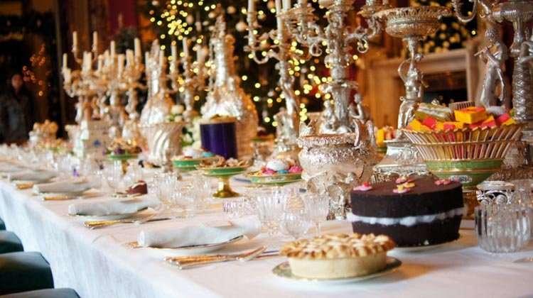 Cmo montar una buena mesa para Nochebuena y