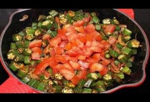 How to Cook Lady Finger | Bhindi Ki Sabzi | Bhindi Sabzi Recipe