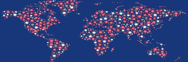 More than 182,000 people worldwide die of virus