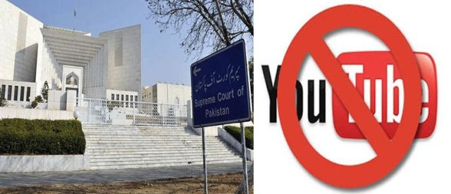 THE SUPREME COURT CLAIMS THAT YOUTUBE WILL BE RESTRICTED
